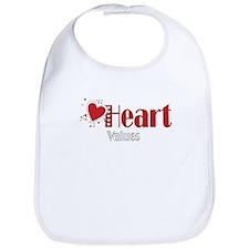 Heart Values Bib