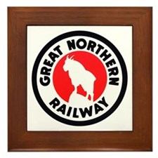 Great Northern Framed Tile