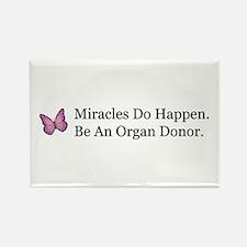 Organ Donation Awareness Rectangle Magnet (10 pack