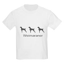Group O' Weims T-Shirt