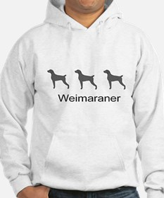 Group O' Weims Hoodie