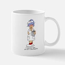 Nurse Stupidity Mug