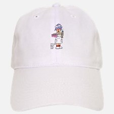 Nurse Hurt Baseball Baseball Cap