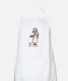 Nurse Hurt BBQ Apron