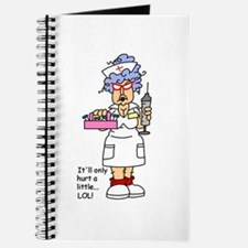 Nurse Hurt Journal