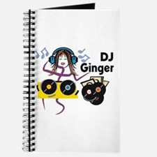 Funny Disc jockey Journal