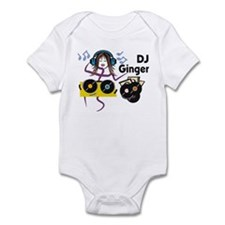 Cool Radio dj Infant Bodysuit