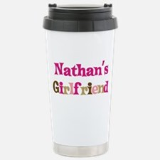 Nathan's Girlfriend Stainless Steel Travel Mug
