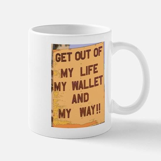 O shit Mug