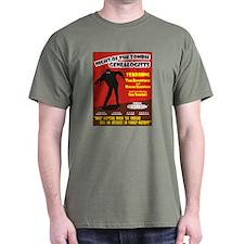 Zombie Genealogists T-Shirt