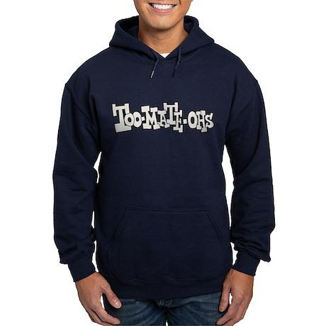 Too-mate-ohs Hoodie (dark)