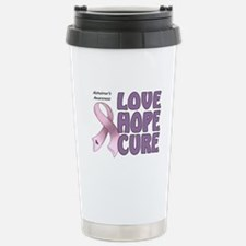 Alzheimer's Awareness Travel Mug