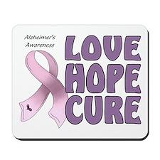 Alzheimer's Awareness Mousepad