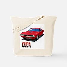 Cute Muscle cars Tote Bag