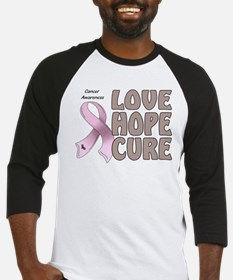 Cancer Awareness Baseball Jersey