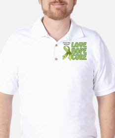 Cerebral Palsy Awareness Golf Shirt