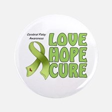 "Cerebral Palsy Awareness 3.5"" Button"