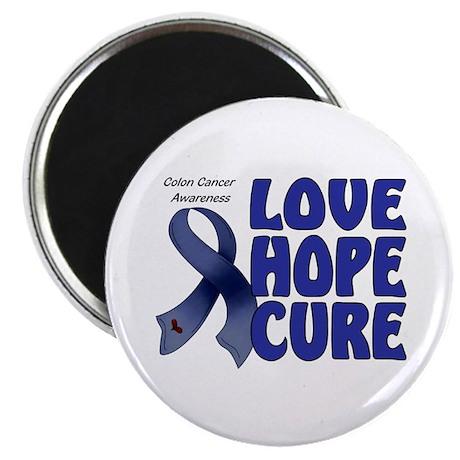 "Colon Cancer 2.25"" Magnet (100 pack)"