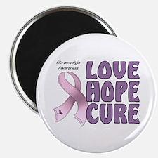 Fibromyalgia Awareness Magnet