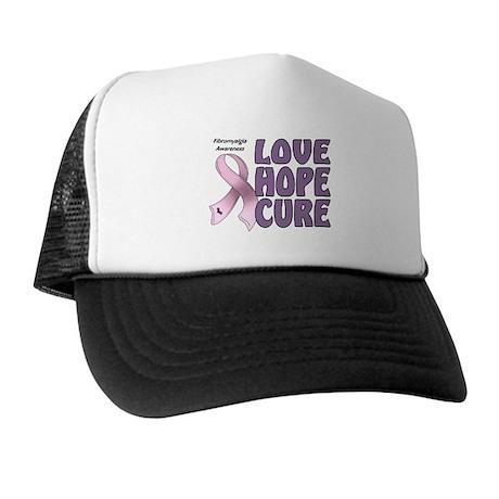 Fibromyalgia Awareness Trucker Hat
