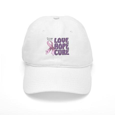 Fibromyalgia Awareness Cap