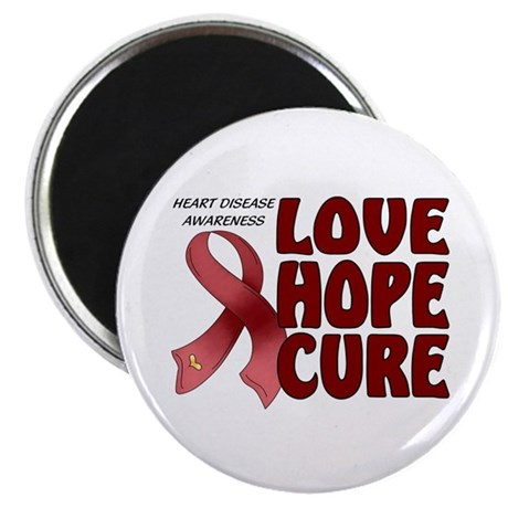 Heart Disease Awareness Magnet