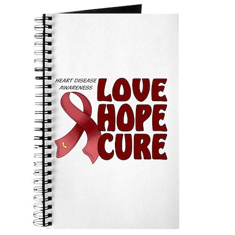 Heart Disease Awareness Journal
