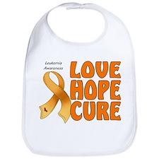 Leukemia Awareness Bib