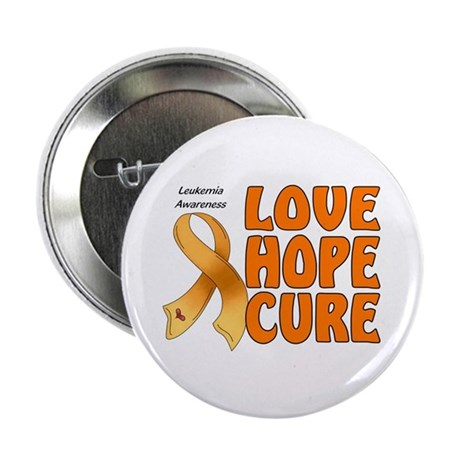 "Leukemia Awareness 2.25"" Button (100 pack)"