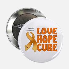"""Leukemia Awareness 2.25"""" Button"""