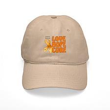 Leukemia Awareness Baseball Baseball Cap