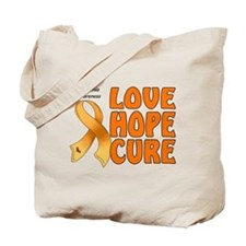 Leukemia Awareness Tote Bag