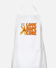 Leukemia Awareness BBQ Apron