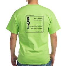 Public Eye- War T-Shirt