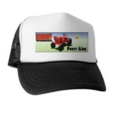 Power king tractor Trucker Hats