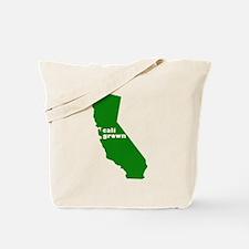 cali grown Tote Bag