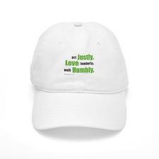 Micah 6:8 Walk Humbly with yo Baseball Cap