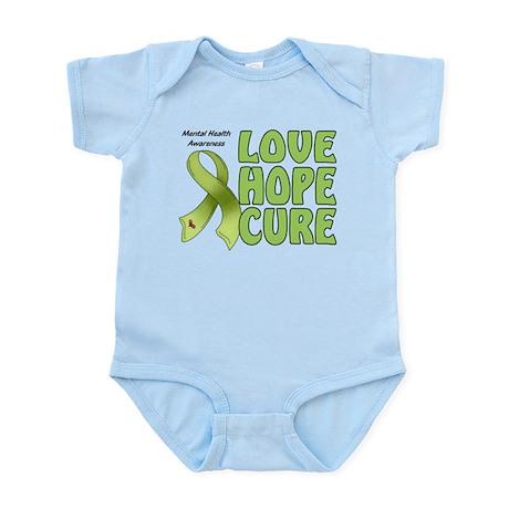 Mental Health Awareness Infant Bodysuit