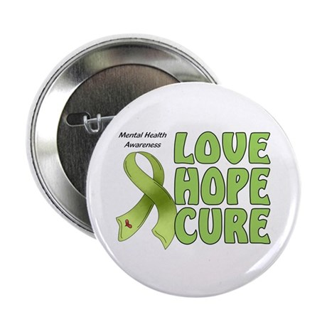 "Mental Health Awareness 2.25"" Button (10 pack)"