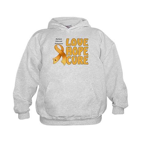 Multiple Sclerosis Awareness Kids Hoodie