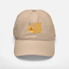Multiple Sclerosis Awareness Baseball Baseball Cap