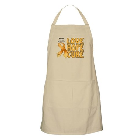 Multiple Sclerosis Awareness BBQ Apron