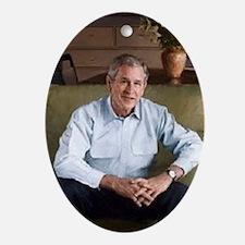 George W. Bush Ornament