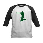 army guy Kids Baseball Jersey