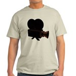 vintage video Light T-Shirt