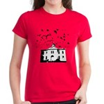 the birds Women's Dark T-Shirt