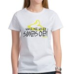 Wake Me When Summers Over Women's T-Shirt