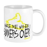 Wake Me When Summers Over Mug