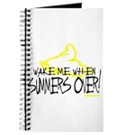 Wake Me When Summers Over Journal