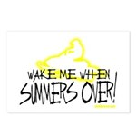 Wake Me When Summers Over Postcards (Package of 8)